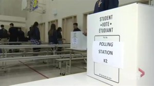 Ontario Election: Mock election teaches Ontario high school students real lesson